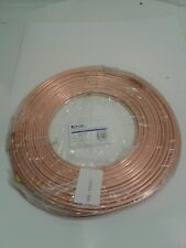"Ailiang Air Conditioning & Refrigeration Grade Seamless Copper Coil 1/4"" 100 Ft"