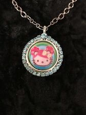 Hello Kitty x Tarina Tarantino Pink Head Collection Special Edition Necklace
