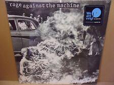 """Rage Against The Machine - 2015 Reissue of Their First Album (12"""" LP Vinyl, New)"""