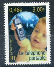 STAMP / TIMBRE FRANCE NEUFN° 3374 ** LE TELEPHONE PORTABLE