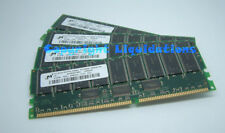 2GB(4x512MB) DDR PC2100R CL2.5 PC2100R ECC Reg Server Memory RAM , Dell, HP...