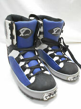 Used WOMENS X LEVELSnowboard Boots Size 25 OR Size 8 AU  246mm  #2