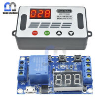 5v Micro Usb Led Automation Delay Display Timer Controller Switch Relay Module