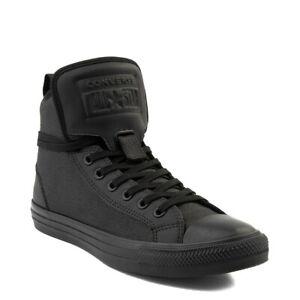 NEW Converse Chuck Taylor All Star Hi Guard Sneaker Black Monochrome