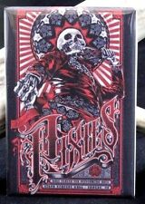 "The Pixies Concert Poster 2"" X 3"" Fridge / Locker Magnet. Eugene Oregon"