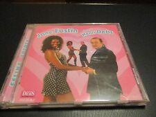 "RARE! CD ""FELINE FATALE"" Jane FOSTIN (Zouk Machine) chante Henri DEBS 10 titres"
