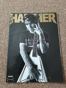 Metal Hammer 345 March 2021 Special Edition Subscriber Cover (Alex Laiho)