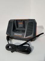 Ridgid R840095 NEW GEN5X 18V NiCd Lithium Ion Cordless Tool Battery Charger 110V
