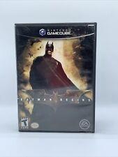 Batman Begins (Nintendo GameCube, 2005) Complete Tested Rare