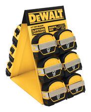 DeWalt  9 ft. L x 0.5 in. W Magnetic Tape Measure  Black/Yellow  1 pk