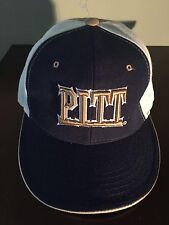 Pittsburgh Panthers Pitt NCAA Embroidered Fitted SZ 7 Baseball Hat Cap Colosseum