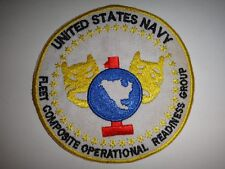 US Navy Patch 1st FLEET COMPOSITE OPERATIONAL READINESS GROUP Pacific