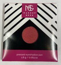 Makeup Geek Pressed Eyeshadow Pan 1.8g/ RAZZLEBERRY