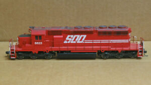 ATHEARN HO SOO SD40-2 #6623, DC Only