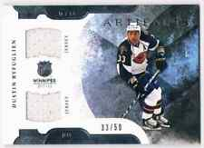 reputable site 872ca 4c445 Atlanta Thrashers Piece of Authentic Dustin Byfuglien Hockey ...