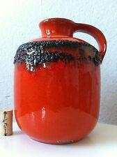 Kreutz Keramik Fat Lava Vase,pop 60er 70er  otto jopeko  ära wgp