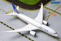 Gemini Jets 1:400 United Airlines Boeing 787-8 Dreamliner GJUAL1790 IN STOCK