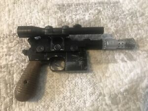 dl-44 Blaster, Belt And Holster,Star Wars, Han Solo Cosplay