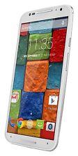 "Motorola Moto X (2nd Gen)  Verizon & GSM Unlocked Bamboo 4G LTE 5.2"" 16GB White"