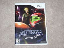METROID OTHER M...NINTENDO WII...***SEALED***BRAND NEW***!!!!!