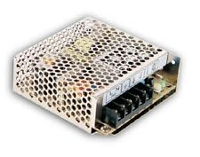 Schaltnetzteil case Meanwell RS - 50 - 15: 15V / 3,4A