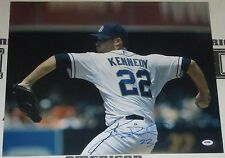 Ian Kennedy Signed Padres 16x20 Photo PSA/DNA COA Picture Autograph Poster USC 3
