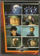 Complete Babylon 5 Trading Cards Movies Chase Card M1