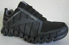 Reebok  Zigtech Zigwild Tr 2 Black/Gray  Men  Running  Shoes 10