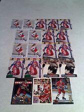 *****Alexander Kharlamov*****  Lot of 20 cards.....7 DIFFERENT / Hockey