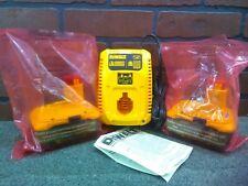 Dewalt DC9180-2/DC9310 18V XRP Li-Ion Battery/Charger-***NEW***