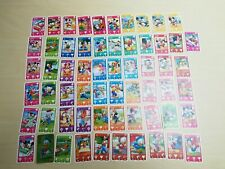 lot 61 carte trading card Disney Mickey mouse & Friends
