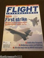 FLIGHT INTERNATIONAL - JSF SPECIAL - JUNE 27 2006