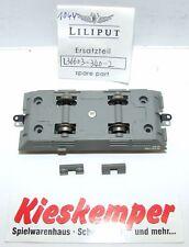 lo1044 LILIPUT H0L 366033402 Chasis Gris DC Pieza Repuesto Para Panzer Tren