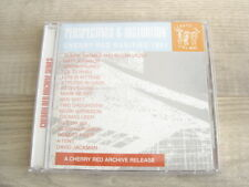 postpunk CD diy80s experimental CHERRY RED Perspectives & Distortion COMPILATION