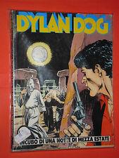 DYLAN DOG- di tiziano sclavi-N°36 b -ORIGINALE 1° EDIZIONE -BONELLI-PRIMA STAMPA