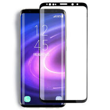 Case Friendly 3D Curved Glass S9 with Installation Tray for Samsung S9 1 Pack Black Full Coverage Bersem Tempered Glass Samsung Galaxy S9 Screen Protector Bubble Free