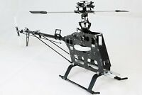 RC remote 6ch 3D Helicopter 600 SE  6ch Kit carbon fiber for align trex heli