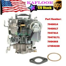 New Carburetor 1 BBL Rochester For Chevy & GMC V6 250 & 292 w/ Choke Thermostat