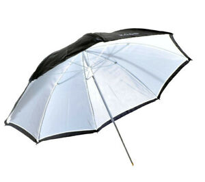 "Kood 36""/90cm Black / White Reflective Studio Umbrella"