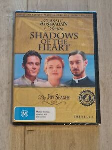 Shadows of the Heart - DVD - BRAND NEW & SEALED Region 4 FAST POST