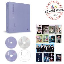 BTS Memories of 2018 DVD Photobook+4 disc+Paper Frame+Post Card+ETC Authentic MD