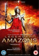 Cecilia Cheung, Xiaoqing Liu-Legendary Amazons  (UK IMPORT)  DVD NEW