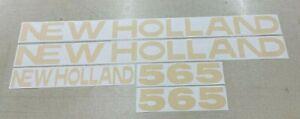 New Holland 565 baler Decals