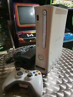 Xbox 360 White 20GB Console With Power Adaptor & Genuine Wireless Controller