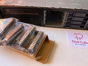 HP G8 DL380p Gen8 2x E5-2665 16 CORES 32 THREADS  64Gb DDR3 4x600Gb 10K Server