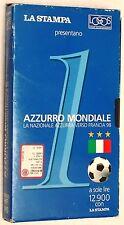 VHS Azzurro Mondiale 1: Spagna '82 Campioni del Mondo, era Bearzot, Maradona