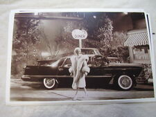 1959 CHRYSLER IMPERIAL  & DORIS DAY  11 X 17  PHOTO  PICTURE