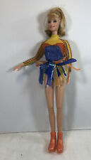 Barbie Doll jointed Star Skater 2001 Michelle Kwan Olympics-ice skates clothes