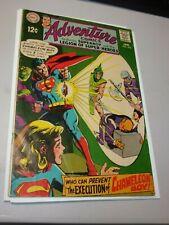 Adventure Comics #376 (1969) DC Key Issue Silver Age Comic Neal Adams Legion App