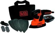 Lijadora de detalle Mouse 120 W Black & Decker